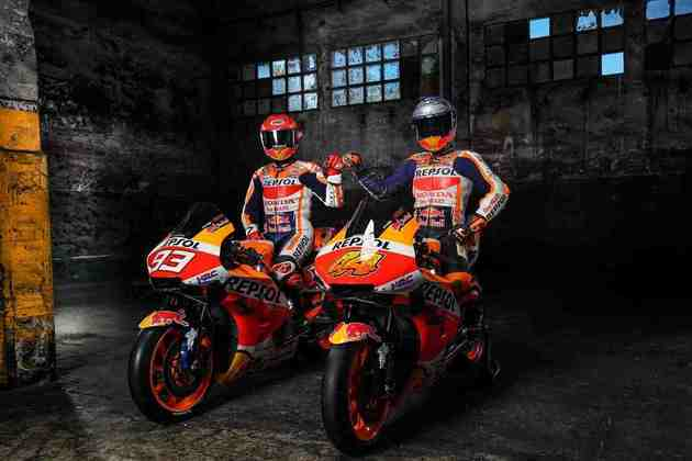 A Honda segue com uma dupla totalmente espanhola