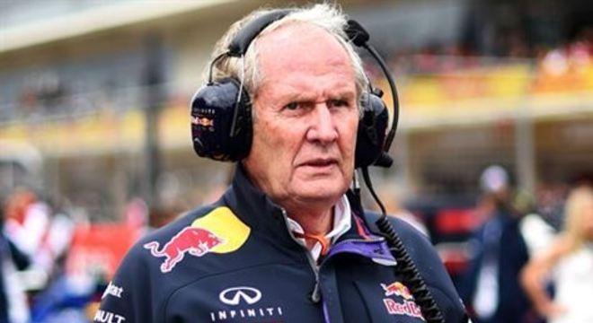 A ideia de Helmut Marko era garantir que os pilotos estivessem curados e imunes quando a temporada começasse