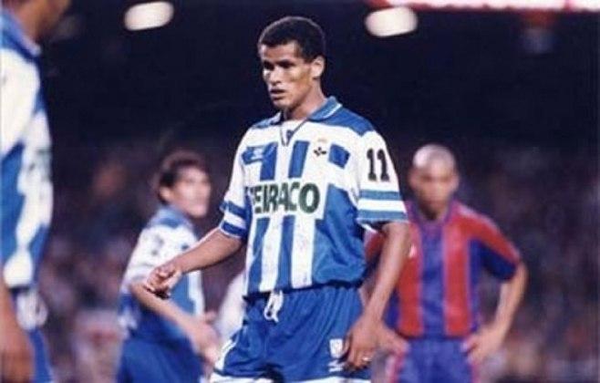 A importância da passagem de Rivaldo no Palmeiras pode se medir pelos valores que o La Coruña pagou para levá-lo, em julho de 1996: US$ 10 milhões, tornando-o a transferência mais cara da história do futebol brasileiro na época.