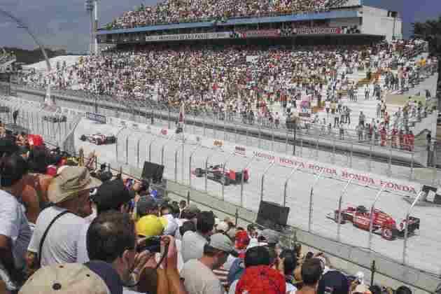 A Indy chegou a usar o Anhembi para correr em um circuito de rua entre 2010 e 2013