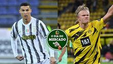 CR7, Messi e Mbappé: os craques que vão agitar a janela europeia