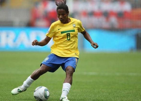 A jogadora de futebol Formiga tornou-se em 2016 a brasileira com mais participações em Jogos Olímpicos: ela esteve em seis edições (de Atlanta, em 1996, até os Jogos do Rio de Janeiro).