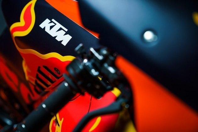 A KTM conseguiu sua primeira vitória em 2020