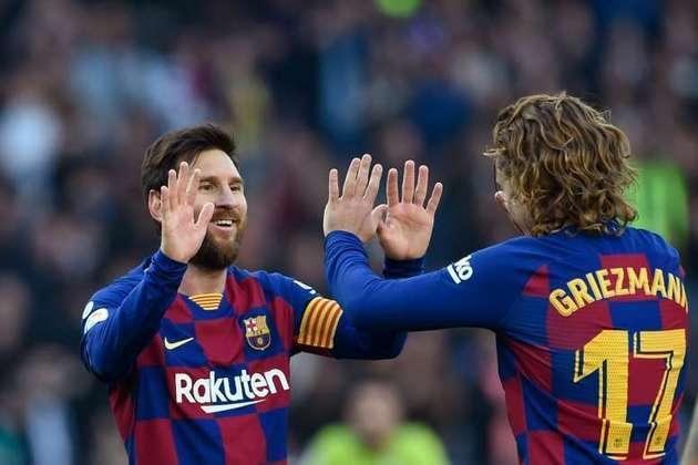 A La Liga 2020/2021 vai começar neste sábado. Por isso, montamos uma lista com os 20 jogadores mais valiosos do Campeonato Espanhol, segundo o site