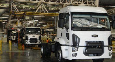 Ford decidiu fechar todas fábricas no Brasil