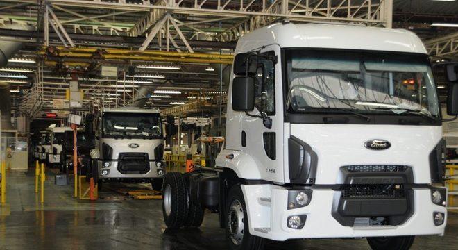 Veículos pesados terão livre comércio entre México e Brasil