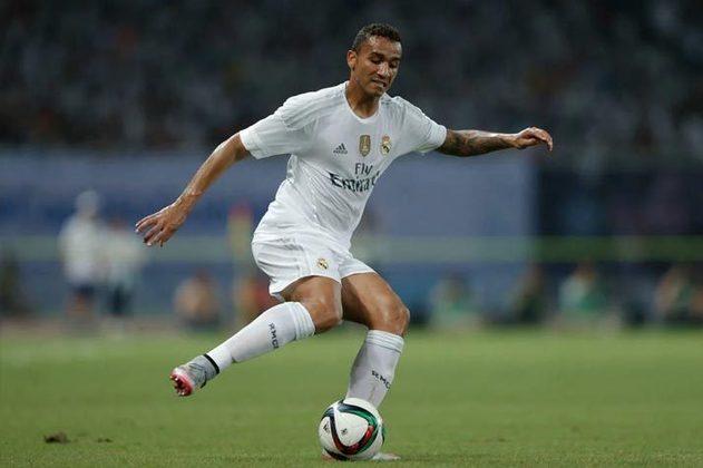 A lista do Real Madrid é grande. Danilo, que hoje atua na Juventus, venceu duas vezes pelo clube merengue.