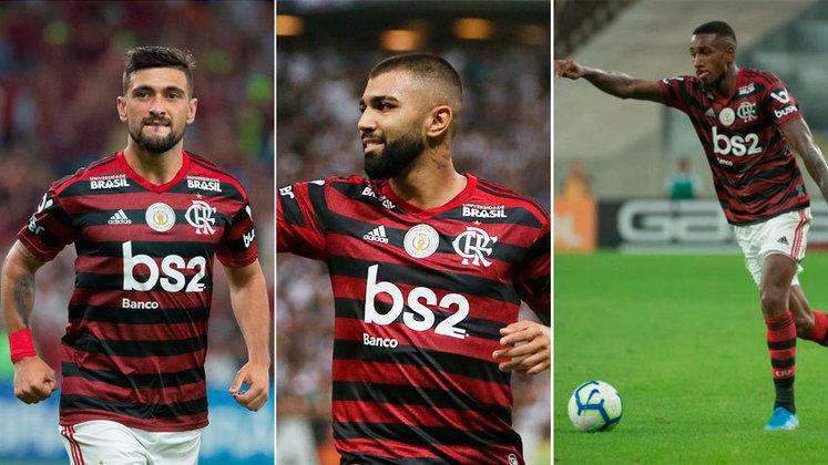 """A lista leva e consideração os valores fornecidos pelo """"Transfermarkt"""", especialista no assunto. O Flamengo, por exemplo, emplaca cinco nomes, assim como o River Plate. A seguir os atletas mais valiosos da fase de grupos da Libertadores."""