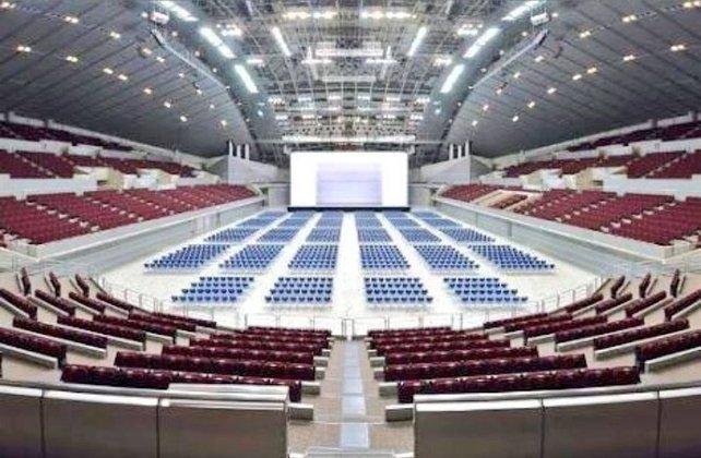 A luta olímpica e o taekwondo serão disputadas no Makuhari Messe Hall. Trata-se de um centro de convenções situado na cidade de Chiba, na província de mesmo nome.