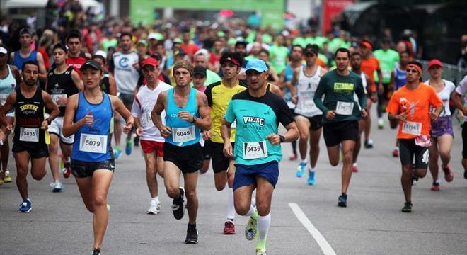 A Maratona de Curitiba é uma das mais tradicionais do Brasil