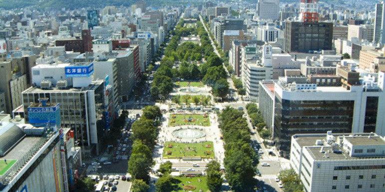 A maratona olímpica e a marcha atlética serão disputadas na cidade de Sapporo. A escolha deve-se ao fato de a cidade ter temperaturas mais amenas no verão em relação à capital japonesa.