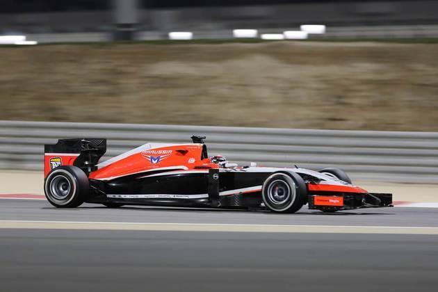 A Marussia disputou a temporada 2004 com o modelo MR03 e ocupou a parte final do grid diversas vezes