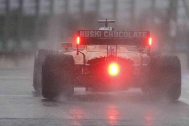 A McLaren voltou a mostrar bom desempenho na Hungria