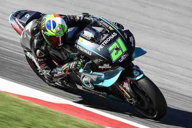 A MotoGP abriu as atividades do GP da Catalunha. Confira as principais imagens da sexta-feira