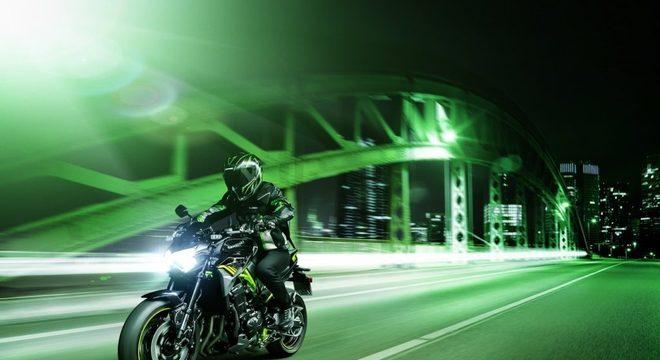 A naked da Kawasaki foi totalmente repaginada: desenho, eletrônica e motor / Divulgação