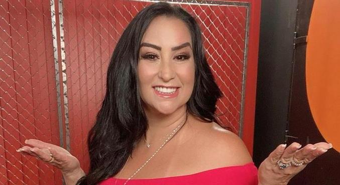 Fabíola Gadelha começou a carreira em Manaus, sua cidade natal