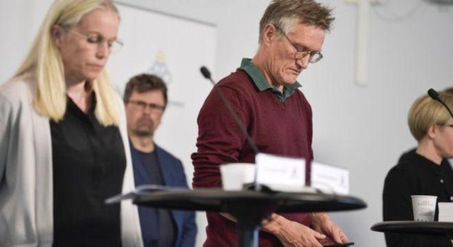 A Noruega e a Finlândia, vizinhos da Suécia, criticaram as medidas do país para combater o coronavírus