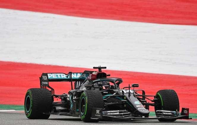 A nova pintura da Mercedes é uma forma de apoio à luta contra o racismo