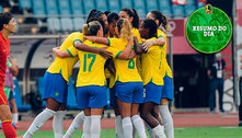 Show da Marta, goleada histórica no futebol feminino e mais: veja o resumo do dia nos Jogos Olímpicos