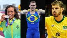 Saiba o time do coração dos atletas brasileiros nos Jogos Olímpicos