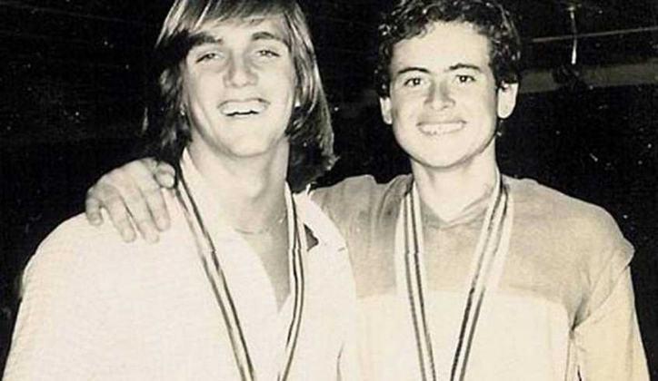 A outra medalha de ouro do Brasil em Moscou também seria obra de velejadores. Marcos Soares e Eduardo Penido foram os campeões na Classe 470 nos Jogos Olímpicos de 1980.