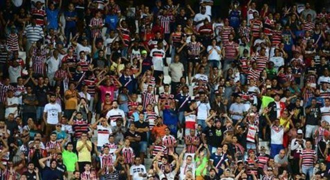 A partida será realizada neste domingo (01), às 16h, no estádio do Arruda, em jogo válido pela sétima rodada do Campeonato Pernambucano