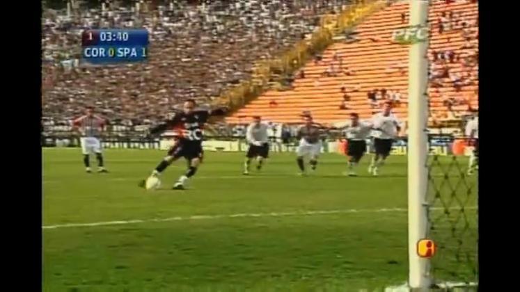 A partida terminou em 5 a 1, sendo a maior goleado que o Tricolor já aplicou em seu rival no Pacaembu.