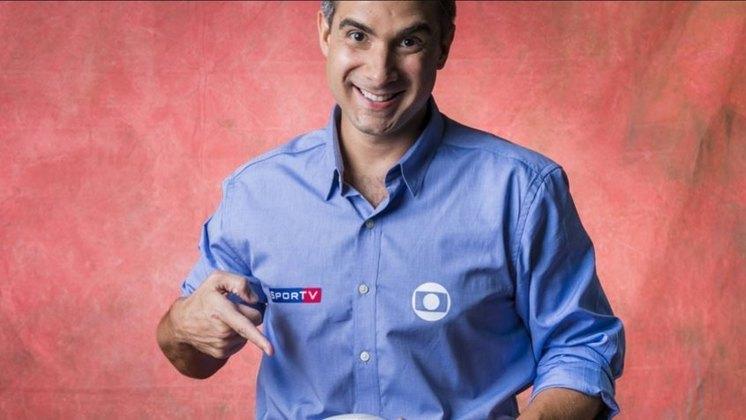 A partir do Fifa 21: Gustavo Villani, narrador no Grupo Globo.