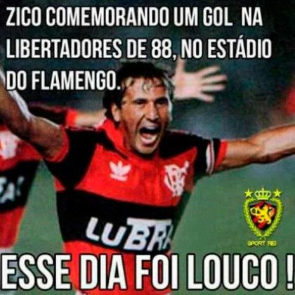 A polêmica envolvendo o título brasileiro de 1987 é assunto recorrente nas zoações entre Flamengo e Sport