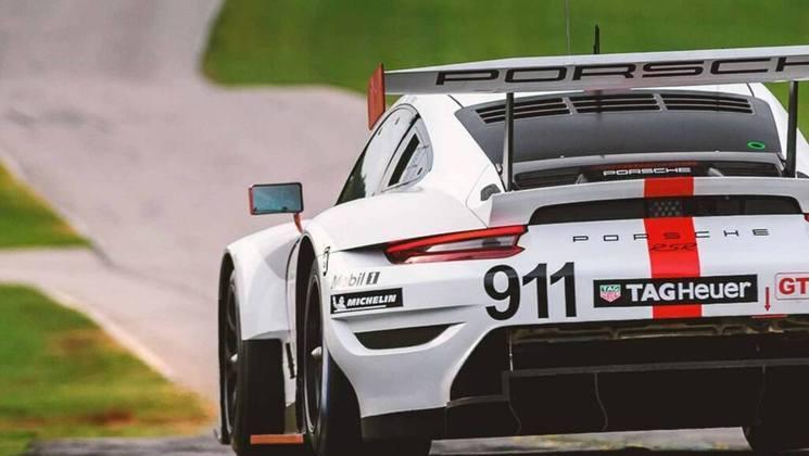 A Porsche teve praticamente uma epidemia que retirou diversos pilotos das 24 Horas de Nürburgring