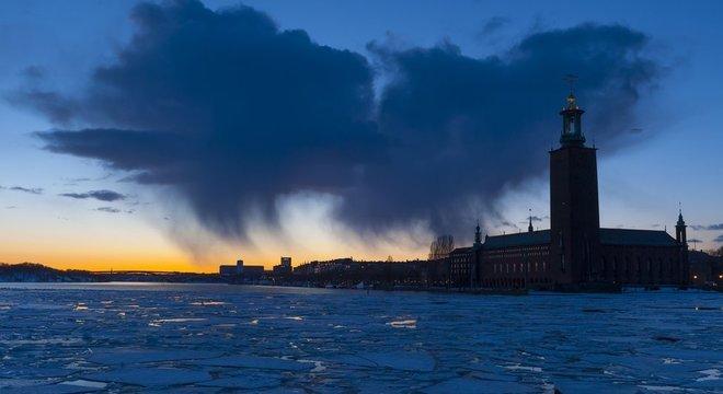 A Prefeitura de Estocolmo é o símbolo da capital sueca e o local do banquete do prêmio Nobel