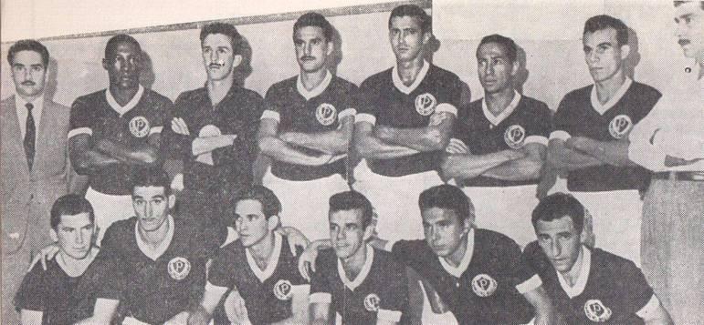 A primeira das 14 taças nacionais que tornam o Palmeiras o maior campeão do Brasil veio com goleada, em 28 de dezembro de 1960: 8 a 2 no Pacaembu, de virada, decidindo a Taça Brasil, reconhecida como Brasileiro pela CBF. Chinesinho e Cruz, com dois gols cada, Zequinha, Romeiro, Julinho Botelho e Humberto marcaram para o Verdão, e Charuto fez os dois dos cearenses.