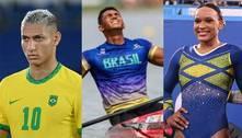 Veja os candidatos a medalha para o Brasil na 2º metade da Olimpíada