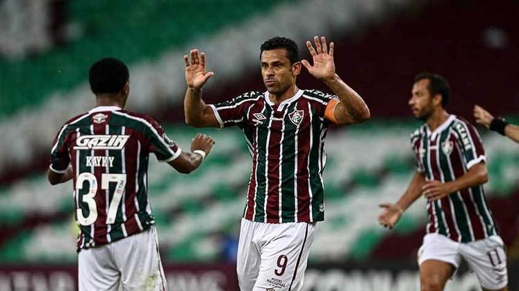 A primeira passagem de Fred pelo Fluminense teve início em 2009. Pelo Tricolor das Laranjeiras, conquistou dois Campeonatos Brasileiros (2010 e 2012). Em 2016, deixou o clube, mas retornou em 2020 e está no elenco atual.