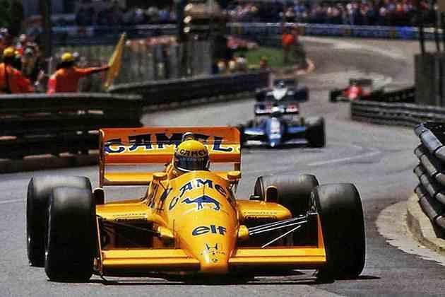 A primeira vitória de Ayrton Senna com um carro equipado por motores Honda foi o GP de Mônaco de 1987. Foi também a primeira conquista do brasileiro no tradicional circuito de rua