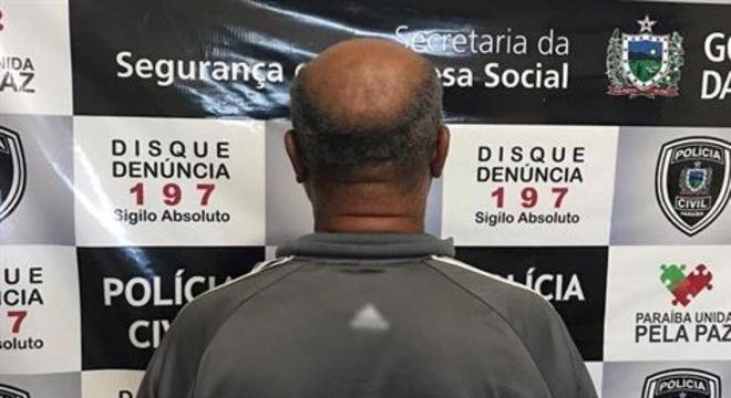 A prisão do comissário foi realizada por policiais da cidade do Conde, que encaminharam o acusado para a delegacia de Rio Doce, em Olinda