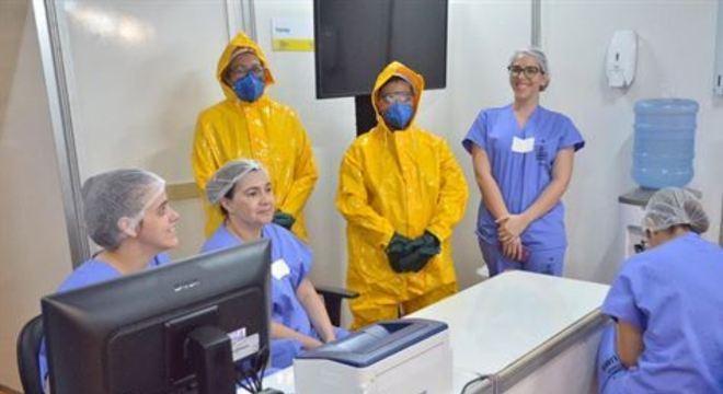 A profissão tem sido uma das mais importantes no combate à pandemia do novo coronavírus