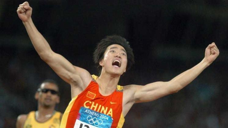 A prova dos 110 metros com barreiras tem como recordista olímpico o chinês Liu Xiang. Nos Jogos de 2008, ocorridos em Pequim, no seu país natal, o atleta obteve a marca histórica de 12s91.