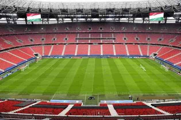 A Puskás Arena, com capacidade para 67.215 pessoas, terá 100% da capacidade liberada para o público. Receberá jogos da fase de grupos e das oitavas de final.
