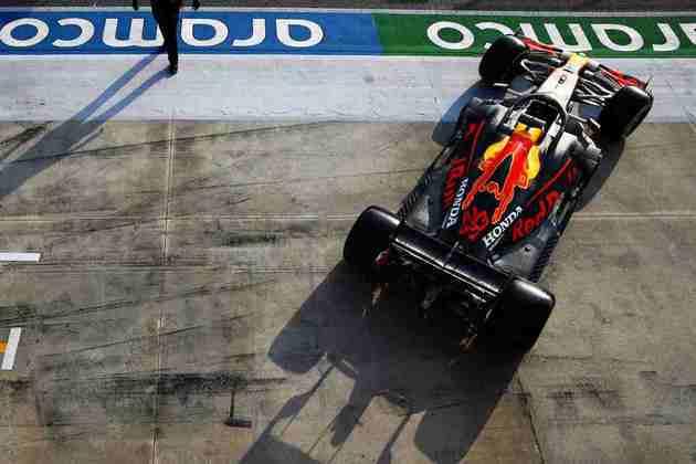 A Red Bull mostrou boa performance no circuito italiano desde o início das atividades