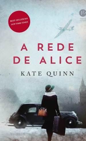 Novo romance histórico de Kate Quinn