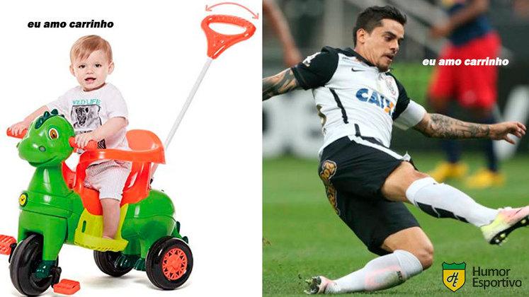 A relação de Fágner com os carrinhos vem desde a infância