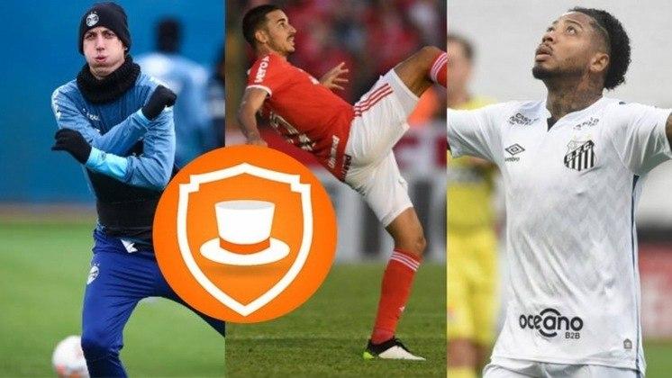 A rodada 8 do Brasileirão 2020 começa neste sábado! O Cartola FC segue junto e a página Guia do Cartola, parceira do LANCE!, separou cinco opções por posição para você mandar bem e se destacar nas suas ligas. Confira as dicas na galeria!