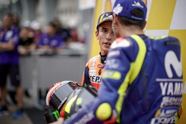 A rodada dupla em Aragão é a primeira corrida desde 2010 que não conta nem com Valentino Rossi ou Marc Márquez. Confira como era o grid na época