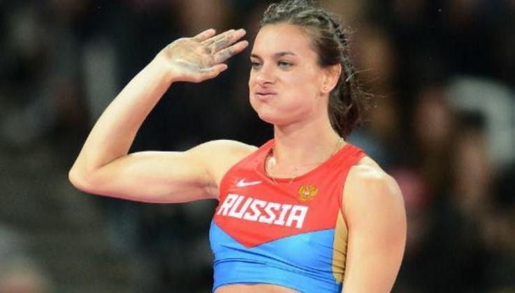 A russa Yelena Isinbayeva foi a vencedora do Prêmio Laureus no ano de 2009. A atleta tem três medalhas olímpicas no salto com vara, sendo dois ouros (2004 e 2008) e um bronze (2012)