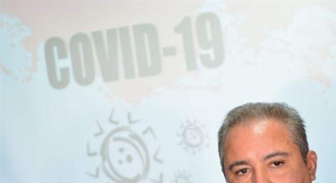 A Secretaria Estadual de Saúde também confirmou mais 11 casos do novo coronavírus, totalizando 68 casos no estado de Pernambuco
