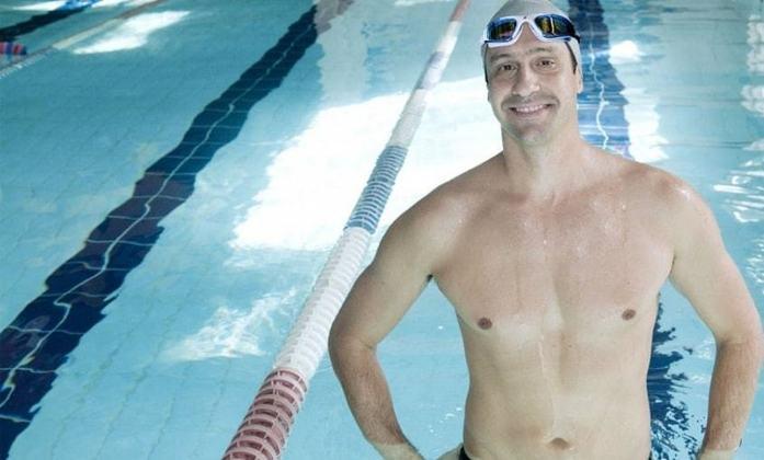 A segunda medalha de prata de Gustavo Borges foi conquistada nos Jogos Olímpicos de Atlanta, em 1996. Porém, o feito ocorreu em uma outra prova, nos 200 metros livre.