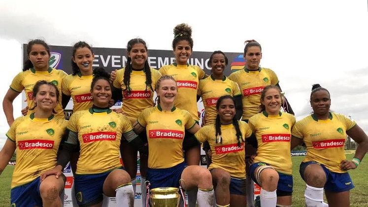 A Seleção Brasileira de rugby sevens feminino conquistou a classificação para a disputa da Olimpíada de Tóquio 2020 ao conquistar o título do Pré-Olímpico sul-americano, disputado em Lima, no Peru, em junho de 2019.