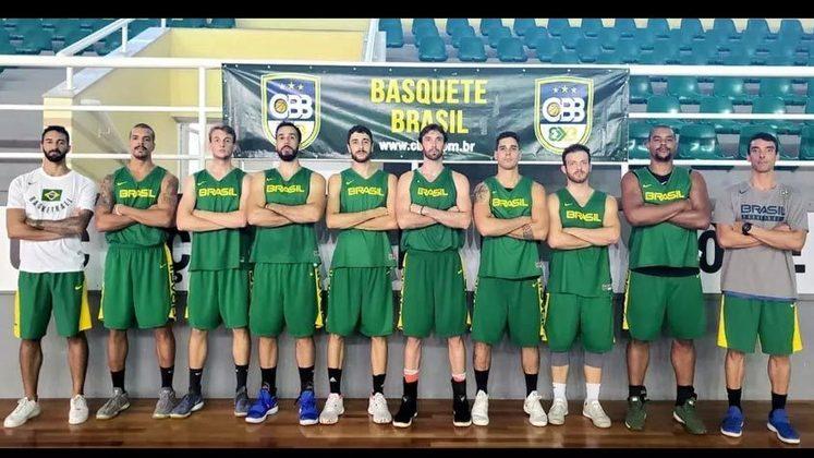A Seleção Brasileira masculina do basquete 3V3 irá disputar o Pré-Olímpico Mundial, que seria em março de 2020, mas foi adiado pela pandemia e segue sem data.