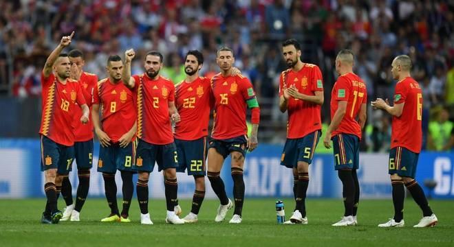 ea540ad1e2 Seleção espanhola vence o prêmio Fair Play da Copa do Mundo ...
